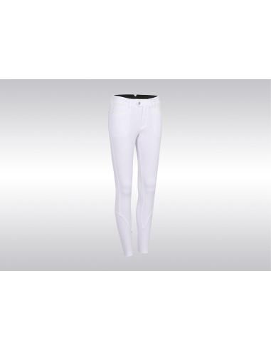 Pantalon Samshield Mathilde blanc