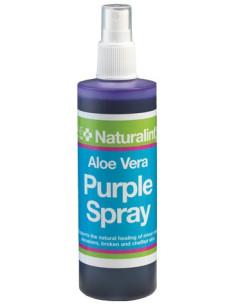 NAF NaturalintX Aloé Vera Purple Spray