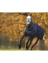 Couverture Horseware Amigo Bravo 12 Original marine/blanc