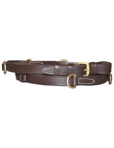 Chetak Howlett Leather Reins