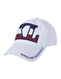 Casquette Kingsland Darien blanc