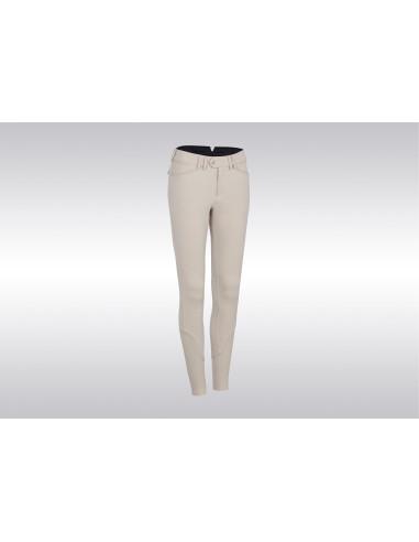 Pantalon Samshield Mathilde beige
