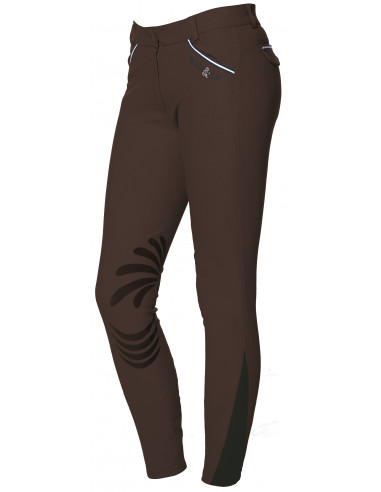 Pantalon Flags & Cup Cayenne Enfant marron