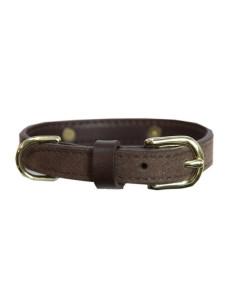 Collier pour Chien Kentucky Velvet Leather