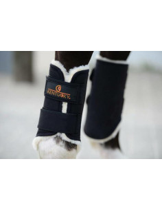 Kentucky Solimbra Sheepskin Front Boots