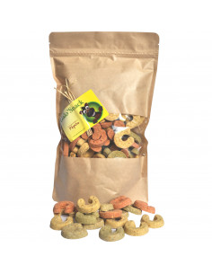 Friandises Galo'Snack Fer à Cheval sachet 500gr