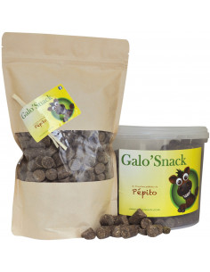 Friandises Galo'Snack Pom'Pur Carotte