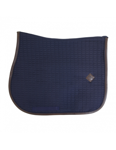 Tapis Kentucky Leather Color Edition marine