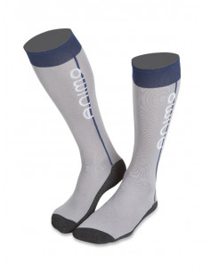 Chaussettes Animo Tipic gris-marine