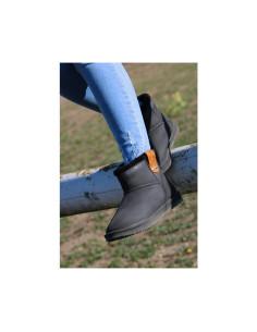Boots Pénélope noir
