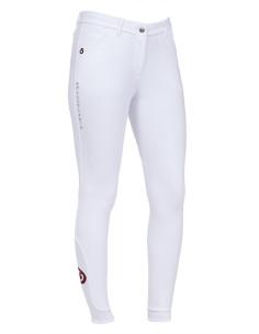 Pantalon Cavalleria Toscana Hinomaru blanc