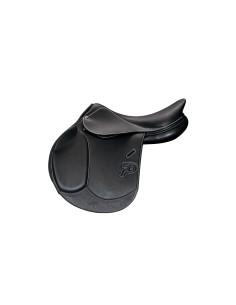 Selle Privilège Équitation Saumur noir