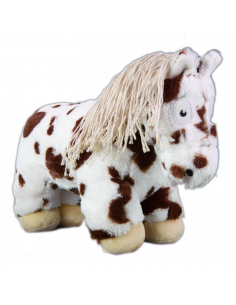 Peluche Crafty Ponies Poney Shewbald