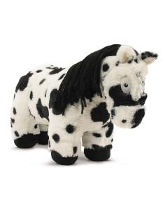 Peluche Crafty Ponies Poney Piebald