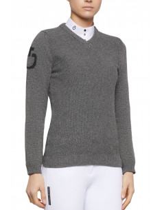 Pull Cavalleria Toscana Seed Stich gris