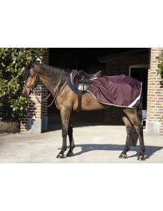 Couvre-reins Horseware Amigo Ripstop Competition Sheet figue