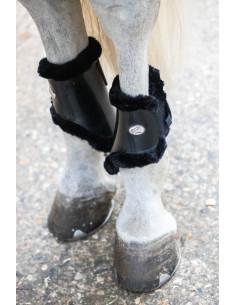 Protège-boulets Jump'In Para Mouton noir