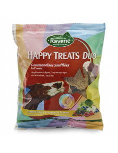 Friandises Ravene Happy Treats Duo 200grs