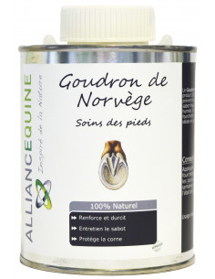 Goudron De Norvège Alliance Equine