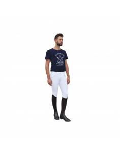 Pantalon Privilège Equitation Millau Homme Blanc