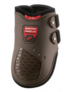 Protège-Boulets Zandona Carbon Air Velcro