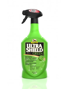 Spray Absorbine Ultra Shield Anti-mouches Green