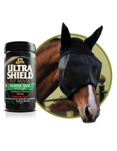Masque anti-mouches Absorbine Ultra Shield Avec Oreilles