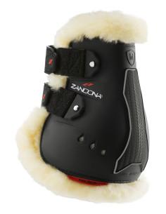 Protège-Boulets Zandona Carbon Air Sensitive+ Active-Fit Velcro