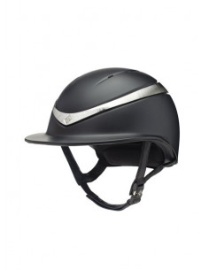 Casque Charles Owen Halo Luxe