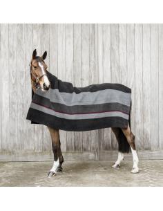 Couverture Séchante Kentucky Carré Heavy Stripes