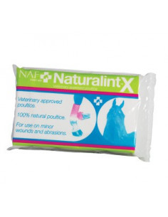 NAF NaturalintX cataplasme pour sabots