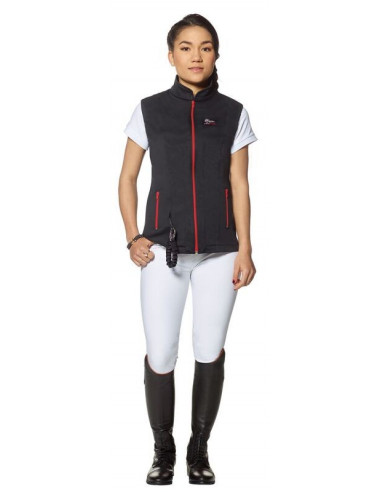 Gilet Sans Manches Airsafe Softshell Femme