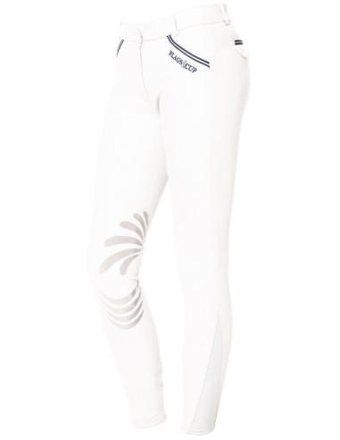 Pantalon Flags & Cup Cayenne Enfant blanc