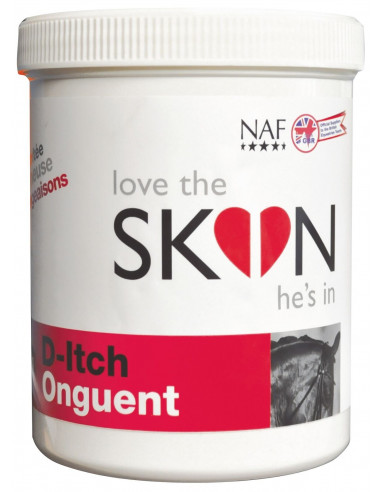 NAF Love The Skin D-Ich onguent