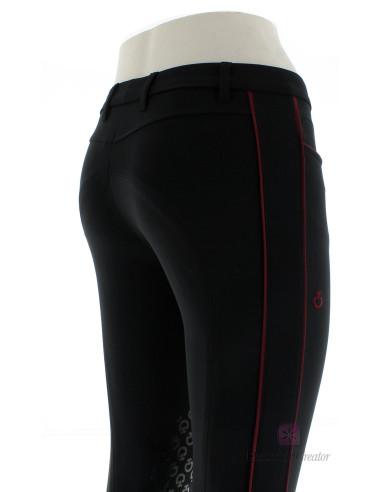 Pantalon Cavalleria Toscana Line System noir