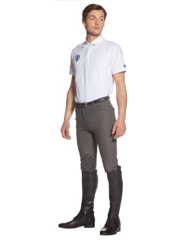 Pantalon Flags&Cup Saint Malo anthracite