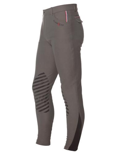 Pantalon Flags&Cup Saint Malo Junior gris